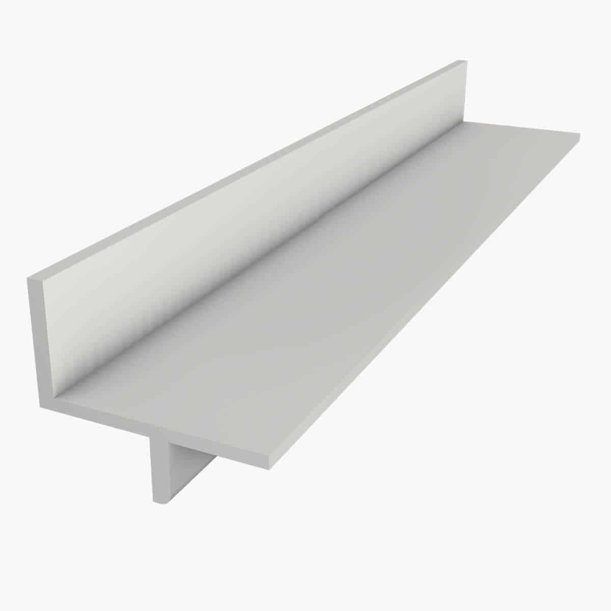 TEMPOLISTEL 112 - Profil pour jonction faux plafond