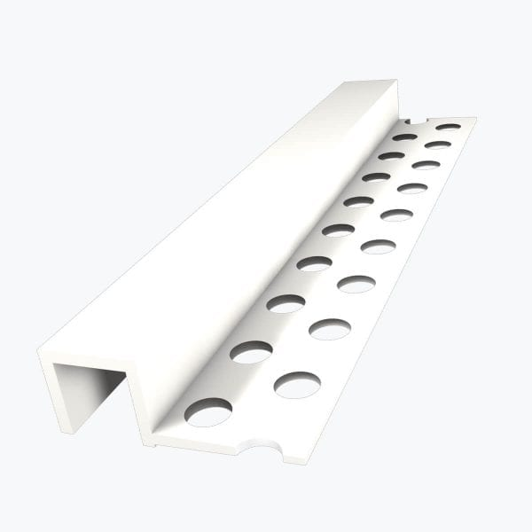 Profilé décoratif, TEMPOLISTEL A108 Profilé joint creux