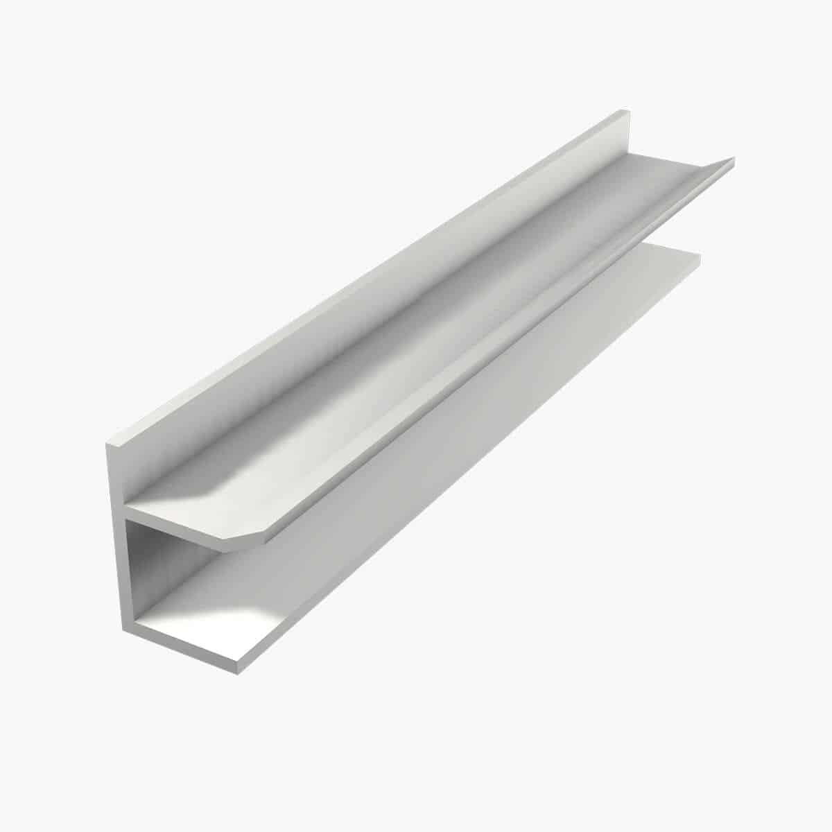 TEMPOLISTEL 115 - Profil de finition placoplatre